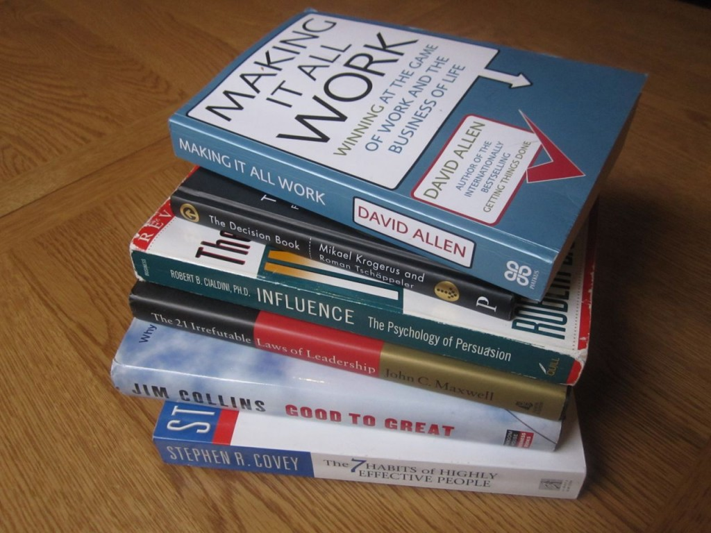 Top 6 Books on Leadership and Management - The Right Questions