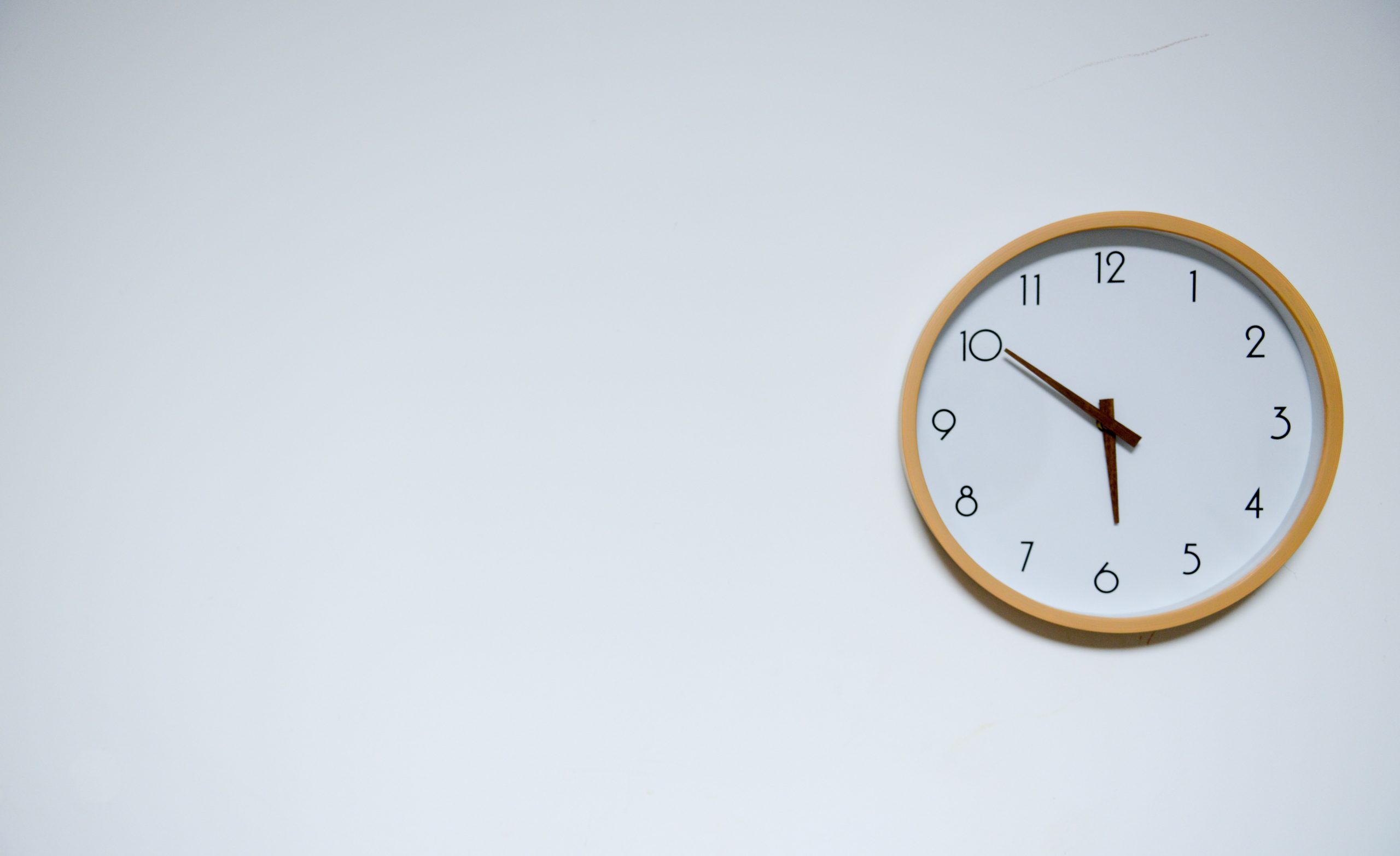 timing scheduling